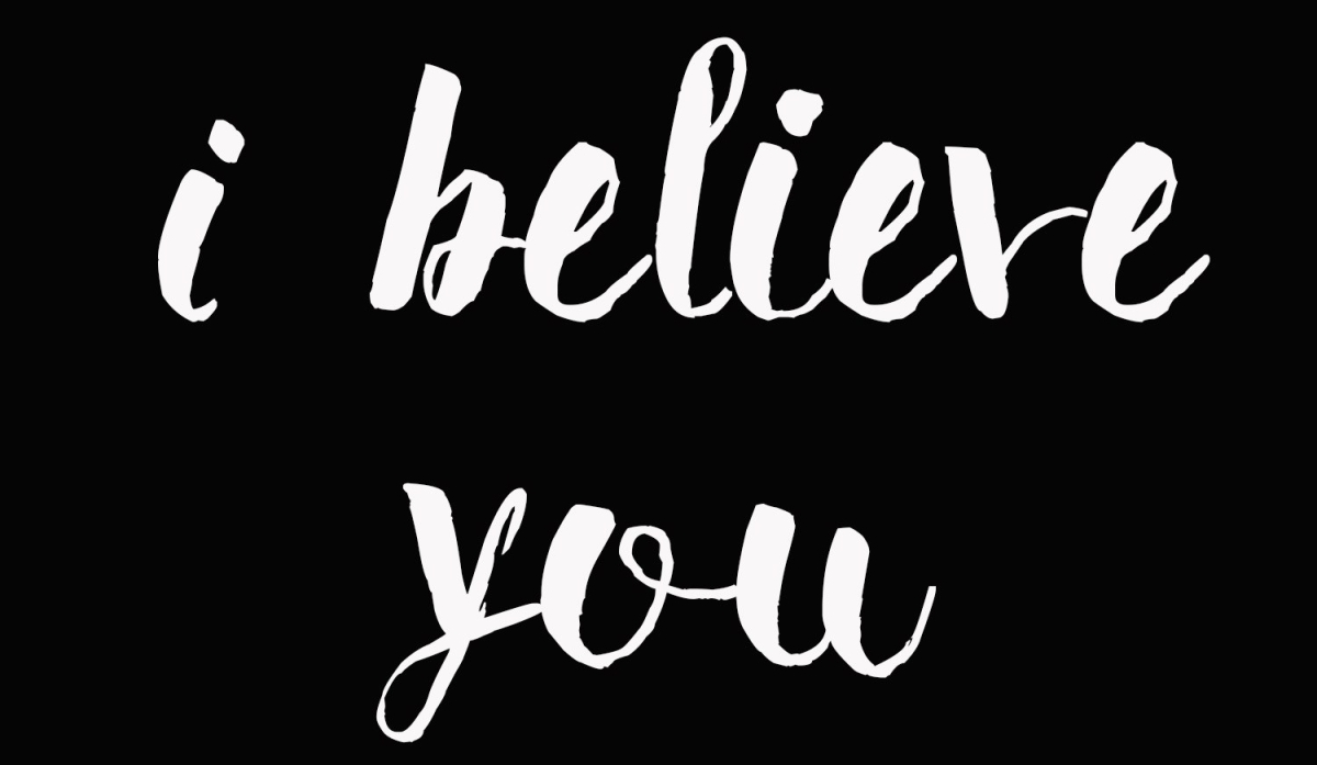 Image result for I believe you